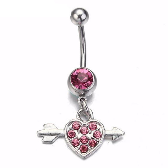 Sexy Charm Naval Piercing - SexyBling