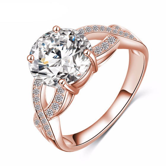 Unique Design Hollow Ring for Women - SexyBling