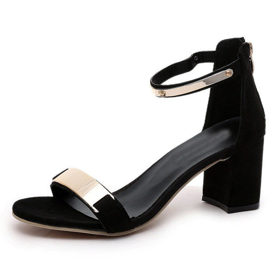 NEW Party Ankle Strap Casual Sandals - SexyBling