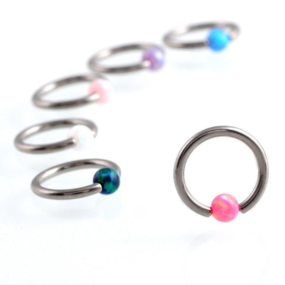 Bead Nose Ring - SexyBling