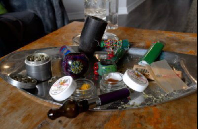 9 Tools if the trade. Every Stoner Needs