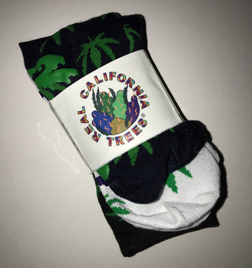 R.C.T Pot Socks 3 Packs