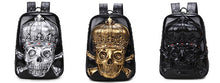 R.C.T Skull BackPack