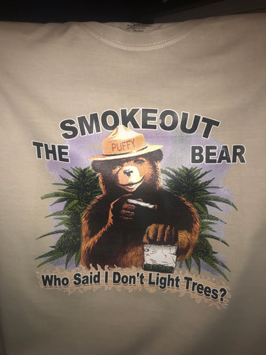 The Smoke Out Bear