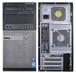 Dell OptiPlex 9020 Core i5 4GB 500GB Mini-Tower
