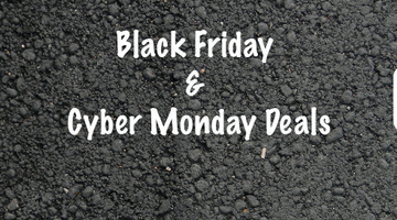 2018 Black Friday and Cyber Monday Savings