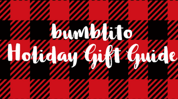 bumblito Gift Guide for 0-6 Months