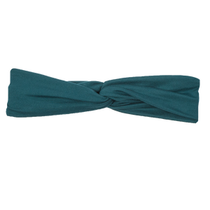 bumblito - adult headband -  Forest Green - soft and stretchy lightweight adult headband