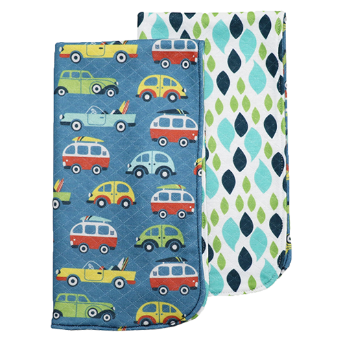 Burp Cloth Set - Discontinued