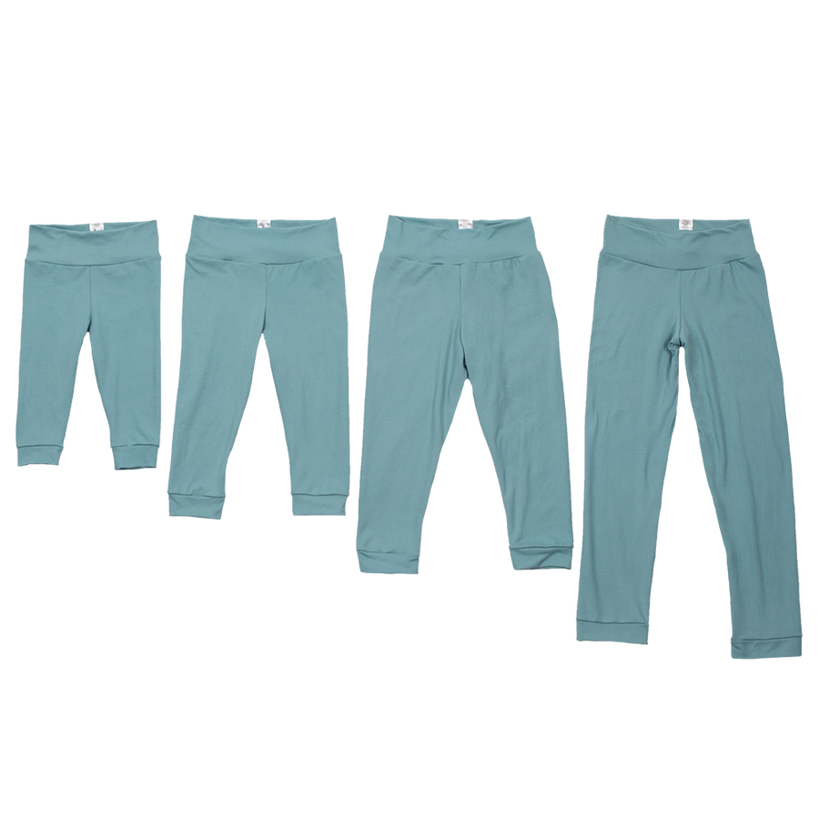 Leggings  - Seafoam