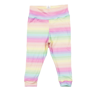 Leggings  - Rainbow Sherbet