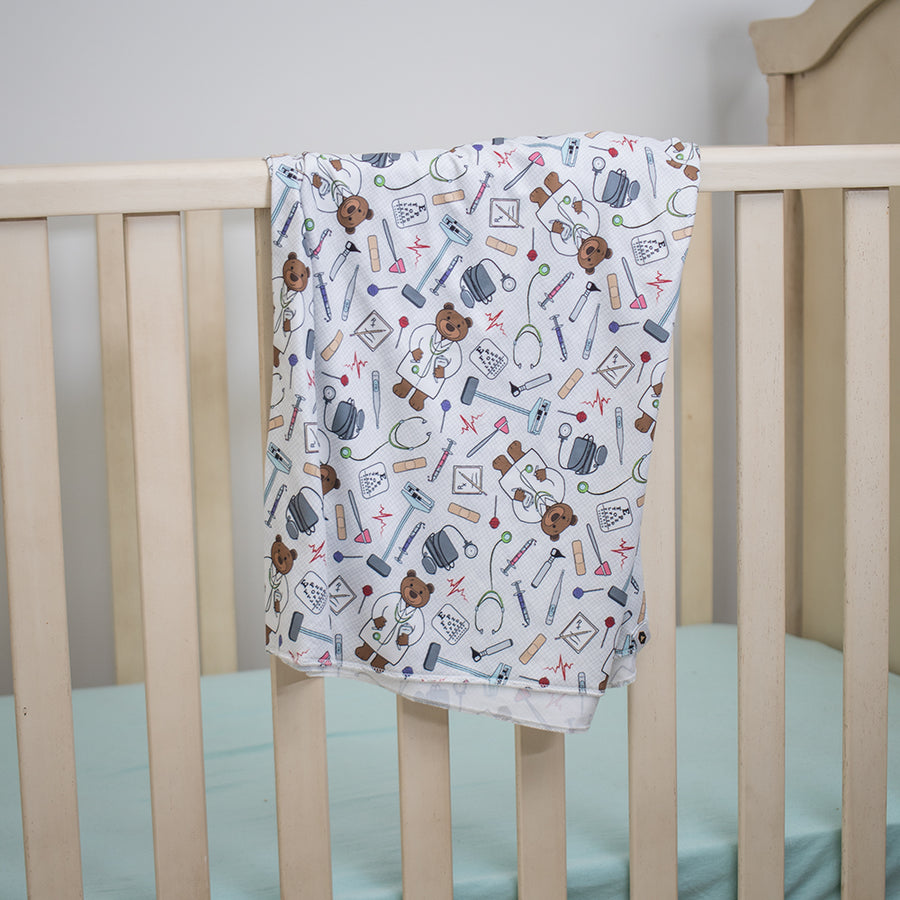 Stretch Swaddle Set - Doc