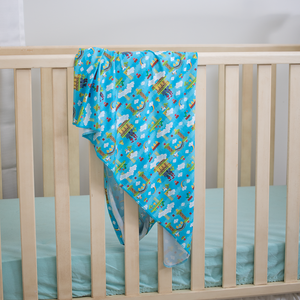 Stretch Swaddle Set - Gamer