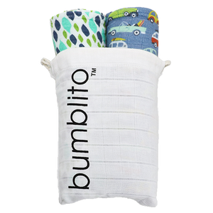 Organic Muslin Swaddle Singles and Sets - discontinued