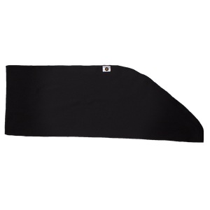 Tie-On Headband - Basic Black