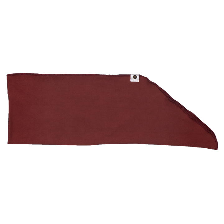 Tie-On Headband - Burnt Sienna