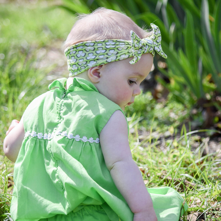 Children's Headbands - Shamrock