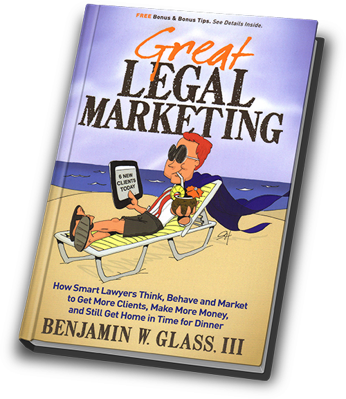 Great Legal Marketing Book