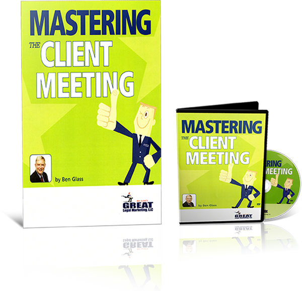 Mastering The Client Meeting