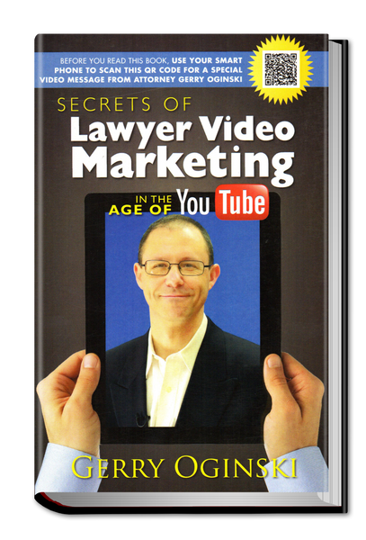 Secrets of Lawyer Video Marketing