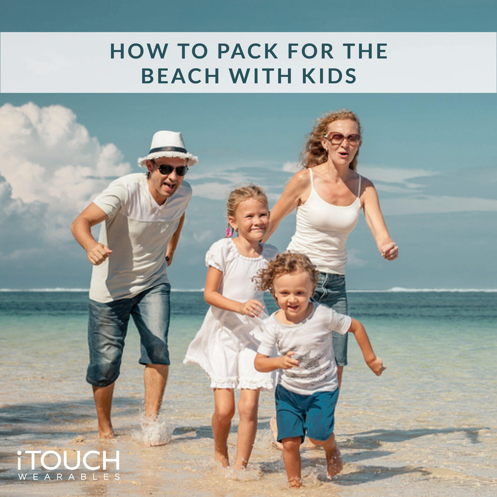 How To Pack For The Beach With Kids