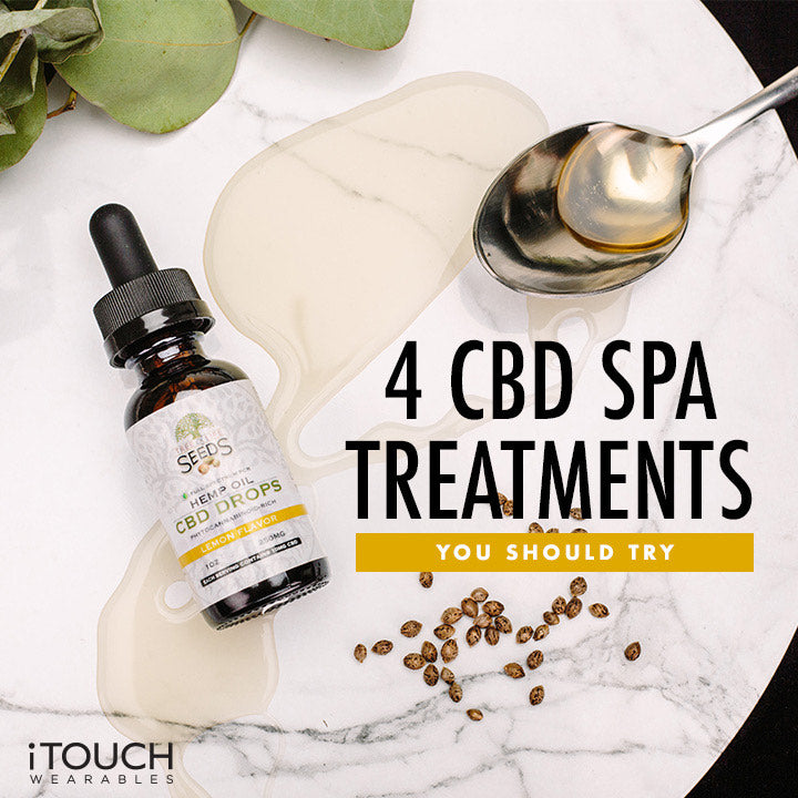 CBD Spa Treatments You Should Try