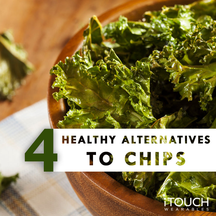 4 Healthy Alternatives to Chips