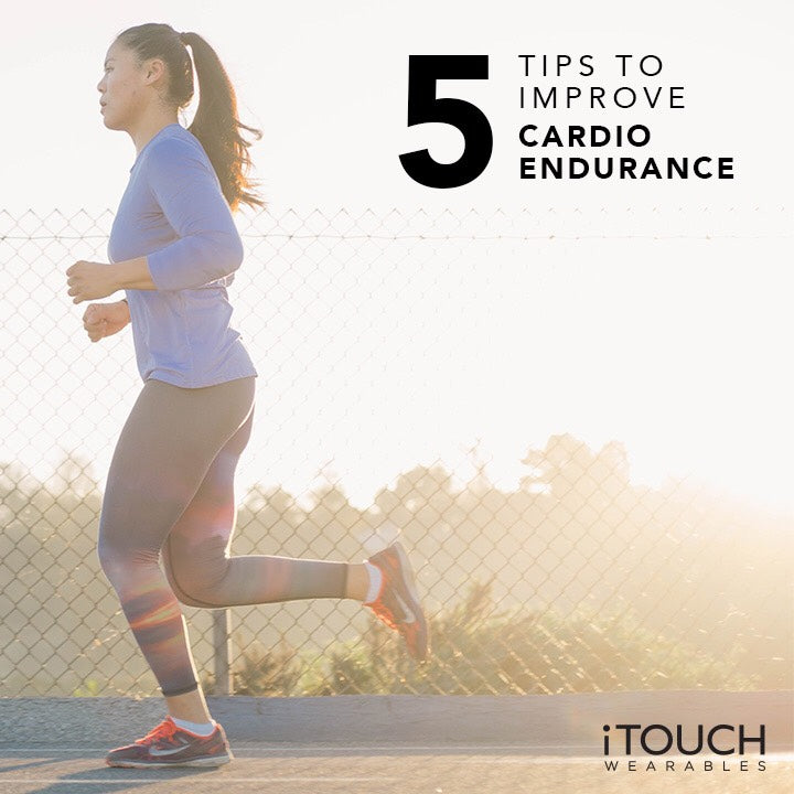 5 Tips To Improve Cardio Endurance