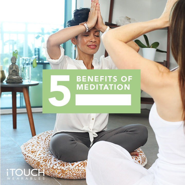 5 Benefits of Meditation