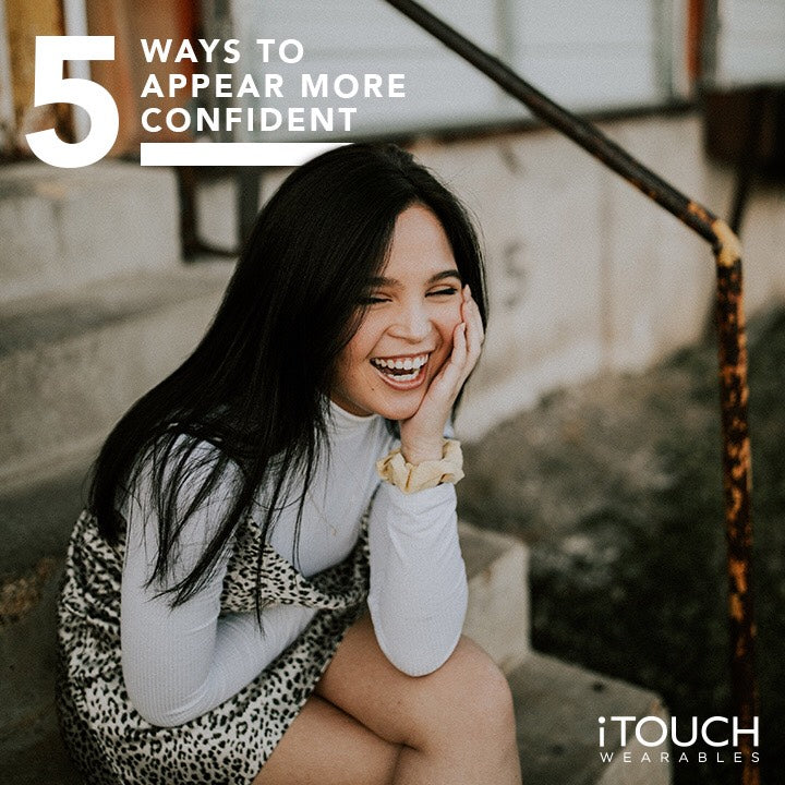 5 Ways To Appear More Confident