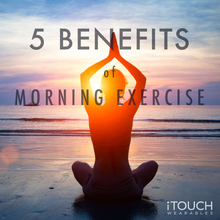 5 Benefits Of Morning Exercise