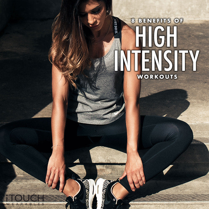 8 Benefits of High Intensity Interval Exercise
