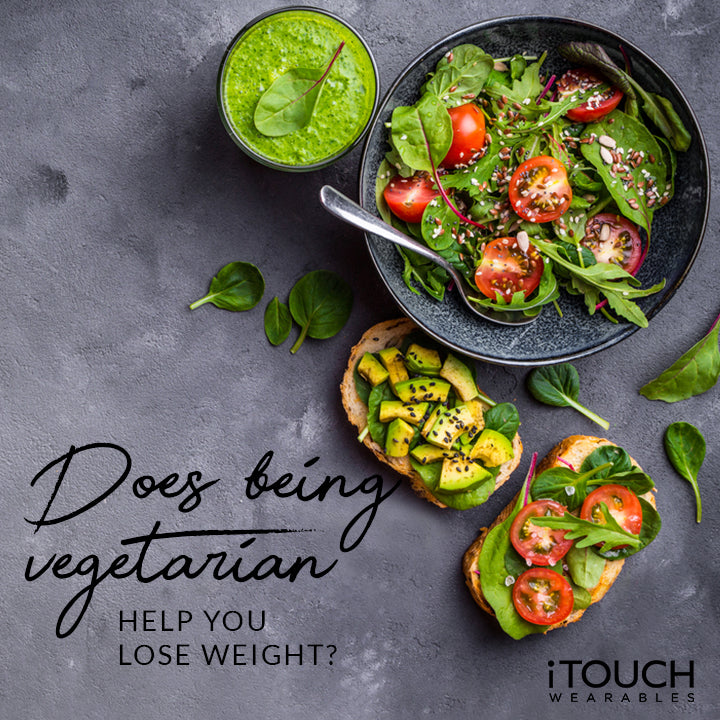 Does Being Vegetarian Help You Lose Weight?