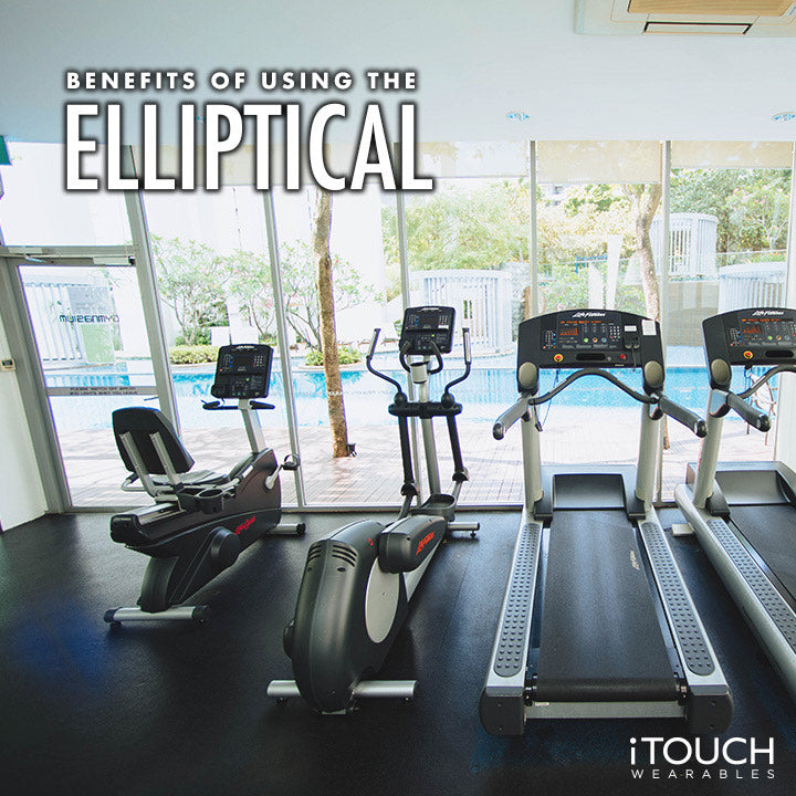 Benefits Of Using The Elliptical