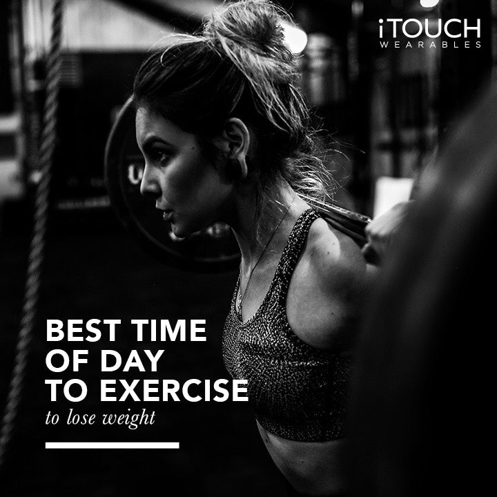 Best Time Of Day To Exercise To Lose Weight