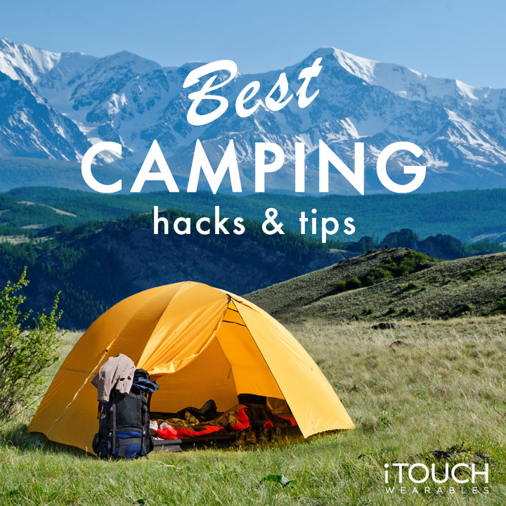 Best Camping Hacks And Tips