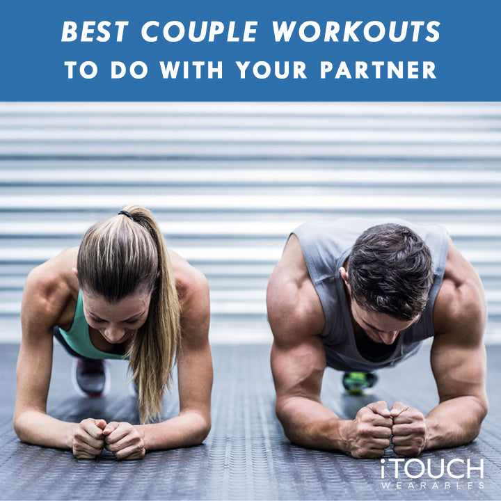 Best Couple Workouts To Do With Your Partner