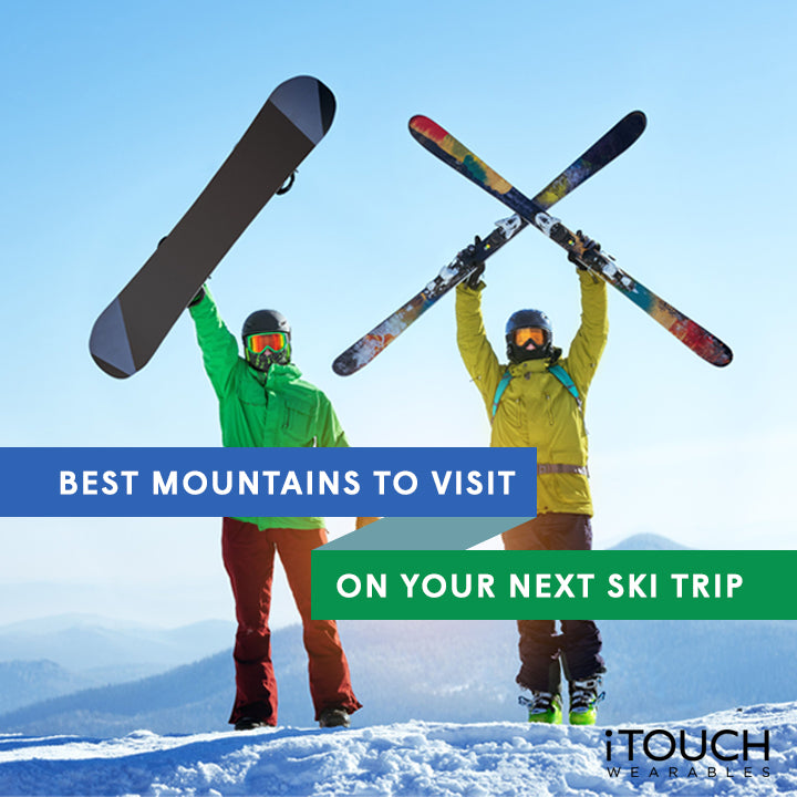 Best Mountains To Visit For Your Next Ski Trip