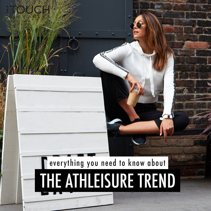 Everything You Need To Know About The Athleisure Trend