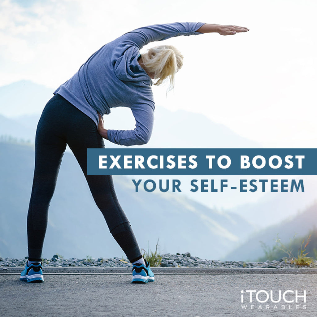 Exercises To Boost Your Self-Esteem