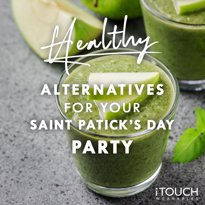 Healthy Alternatives for Your Saint Patrick's Day Party