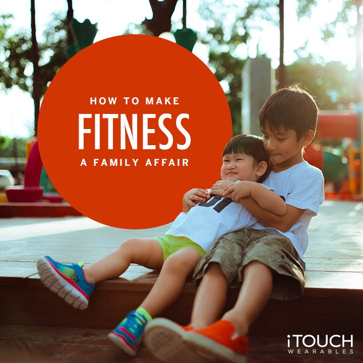 Ways To Make Fitness A Family Affair