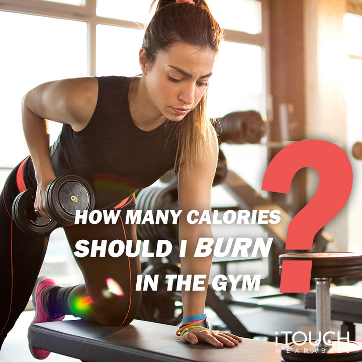 How Many Calories Should You Burn In The Gym?