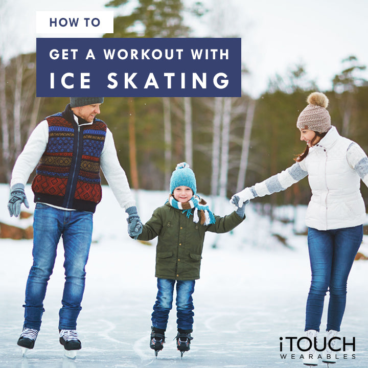 How To Get A Workout In While Ice Skating