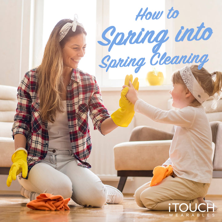 How To Spring Into Spring-Cleaning