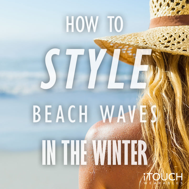 How To Style Beach Waves In The Winter