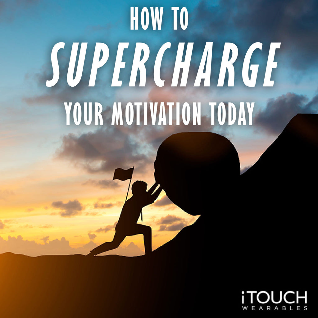 How To Supercharge Your Motivation Today
