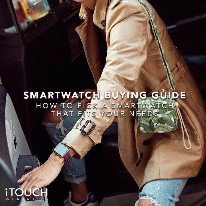 Smartwatch Buying Guide: How To Pick A Smartwatch That Fits Your Needs