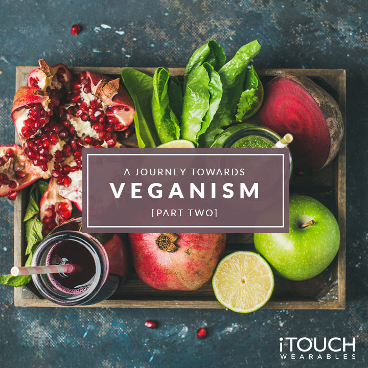 A Journey Towards Veganism - Part Two