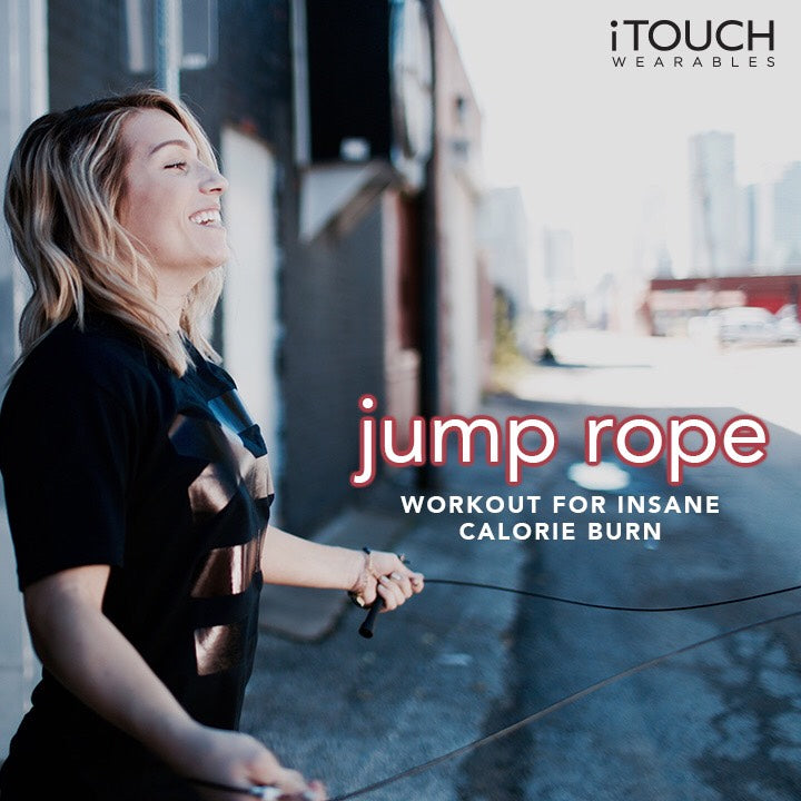 Jump Rope Workouts for Insane Calorie Burn